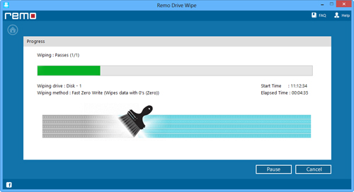 Wipe Browsing History - Wiping Hard Drive Data